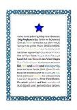 Personalisiertes Geschenk zur Geburt (Junge) - Geschenkidee Baby / Neugeborene