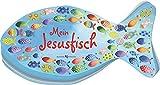 Mein Jesusfisch: Rätsel, Gebete, Wünsche