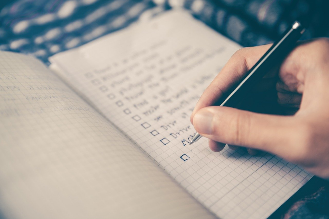 Taufe Vorbereiten Checkliste